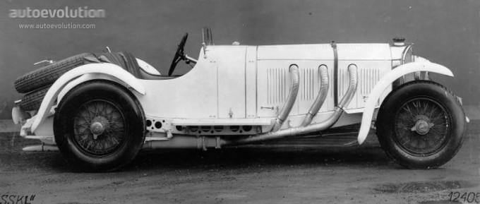 Mercedes SS SSK & SSKL (W06) 1928-1934 1672_m10