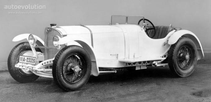 Mercedes SS SSK & SSKL (W06) 1928-1934 1674_m10