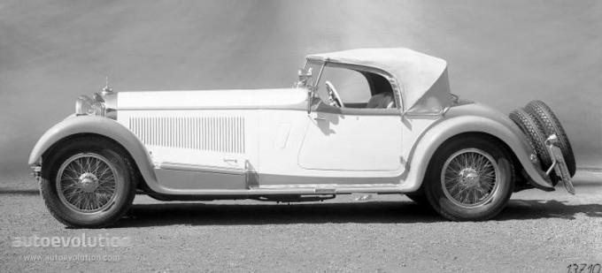 Mercedes SS SSK & SSKL (W06) 1928-1934 1674_m11