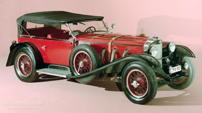Mercedes SS SSK & SSKL (W06) 1928-1934 1674_m12