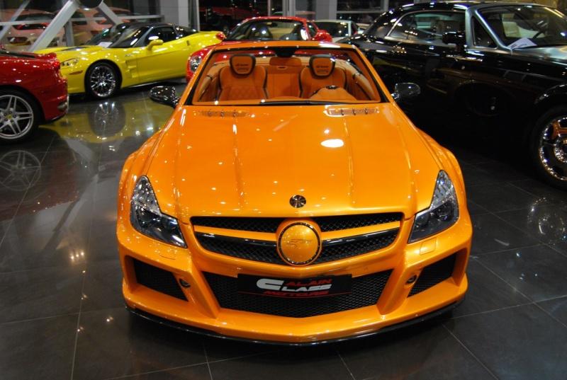 [Photos] Galerie : La Mercedes SL R230 1706fd10