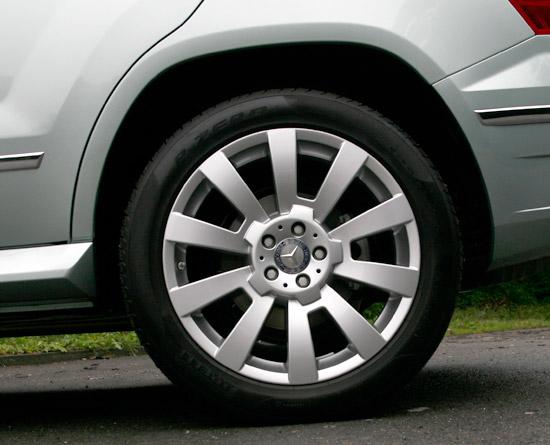 [Essai & Vidéo] Le Mercedes-Benz GLK 320 CDI (X204) 2008- 1863_221