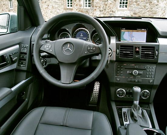 [Essai & Vidéo] Le Mercedes-Benz GLK 320 CDI (X204) 2008- 1863_310