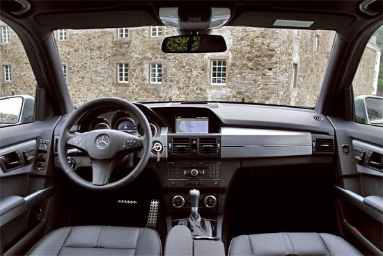 [Essai & Vidéo] Le Mercedes-Benz GLK 320 CDI (X204) 2008- 1863_910