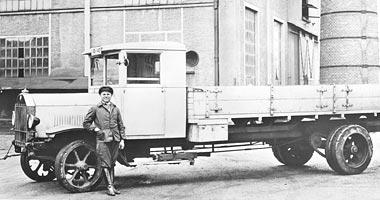 [Historique] Les Poids lourds Mercedes  1923_d10