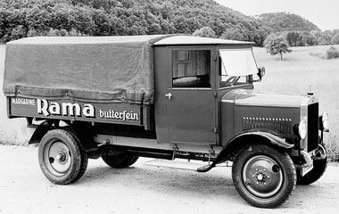 [Historique] Les Poids lourds Mercedes  1926_m10