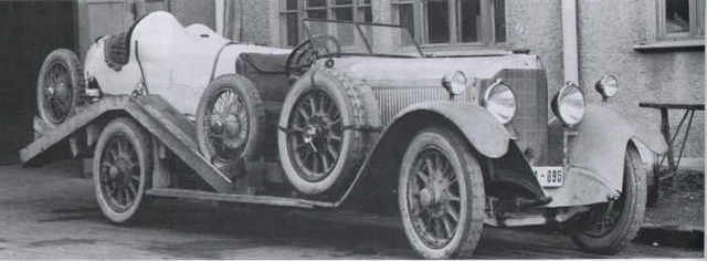 75 ans de transporteurs pour les flèches d'argent 1928ss10