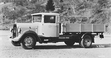 [Historique] Les Poids lourds Mercedes  1932_l10
