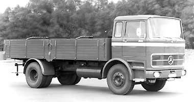 [Historique] Les Poids lourds Mercedes  1963_l10