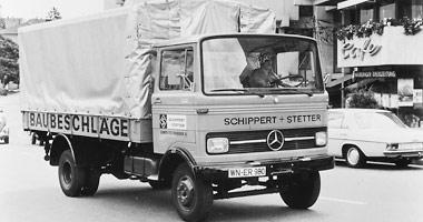 [Historique] Les Poids lourds Mercedes  1965_l10