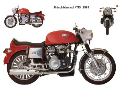 Le coin des motards   - Page 2 1967_m10