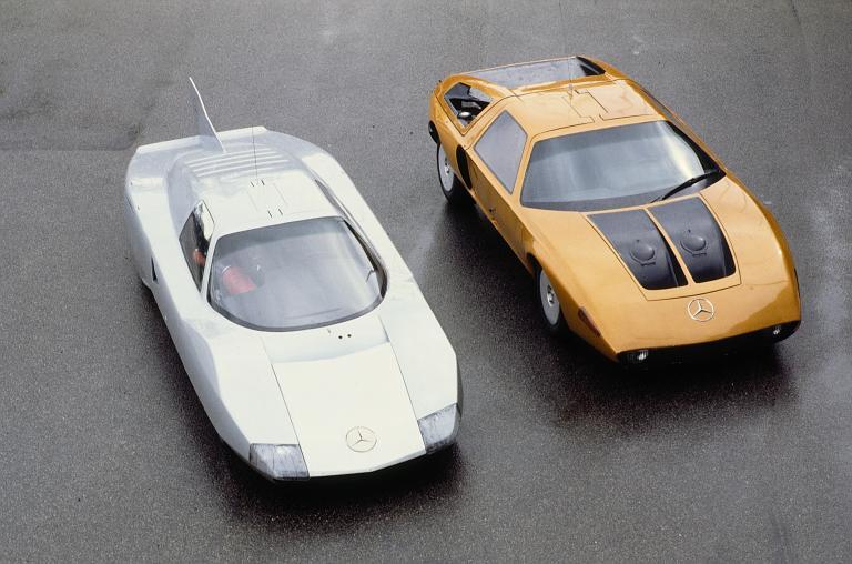 [Historique] Mercedes C 111 (1969-1979) 1977_710