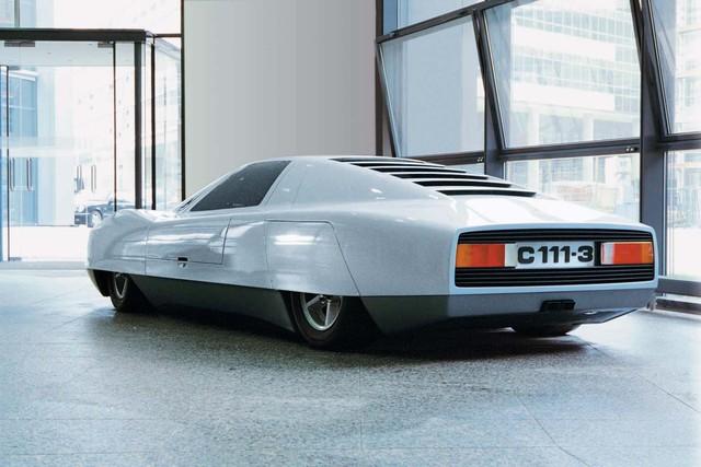 [Historique] Mercedes C 111 (1969-1979) 1978me11