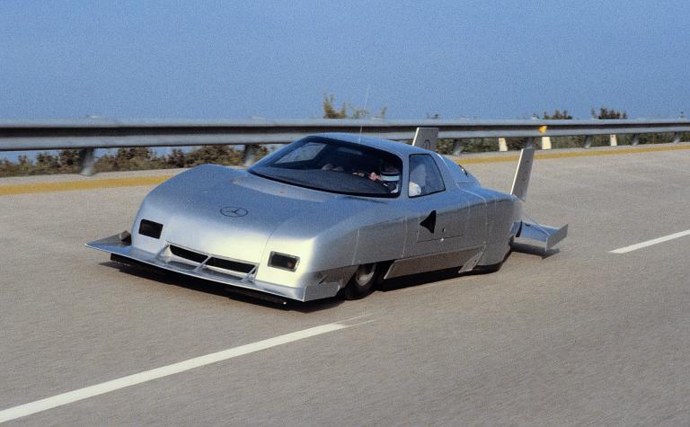 [Historique] Mercedes C 111 (1969-1979) 1979_c10