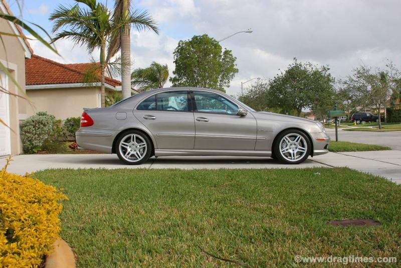 [Essai] La Mercedes E 55 AMG (W211) 2005-m13
