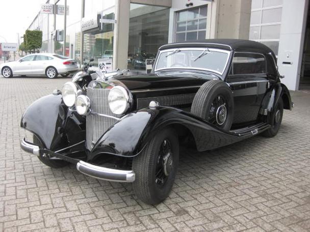 [Essai] Mercedes 540K Roadster 1937 - 1939  23164410