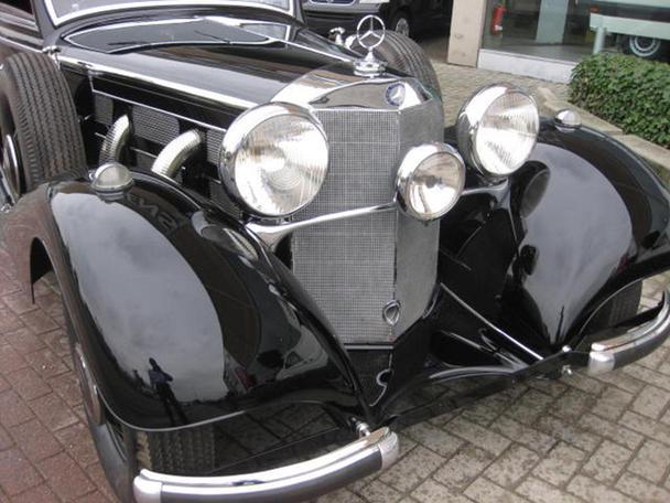 [Essai] Mercedes 540K Roadster 1937 - 1939  23164411