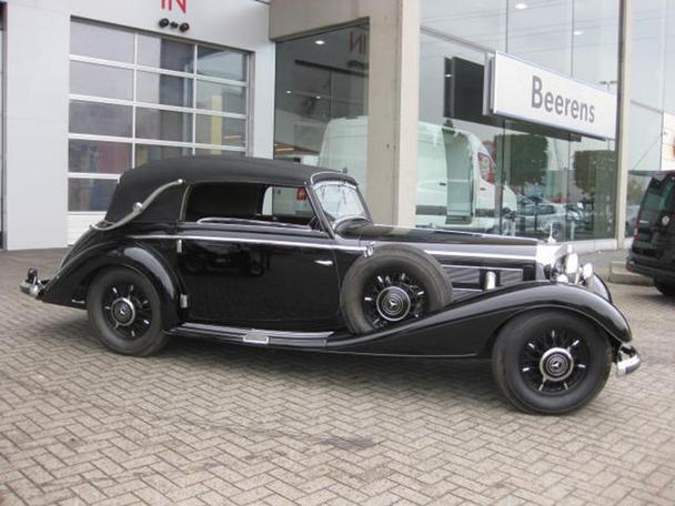 [Essai] Mercedes 540K Roadster 1937 - 1939  23164412