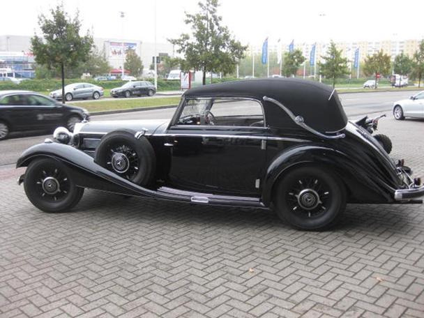 [Essai] Mercedes 540K Roadster 1937 - 1939  23164413