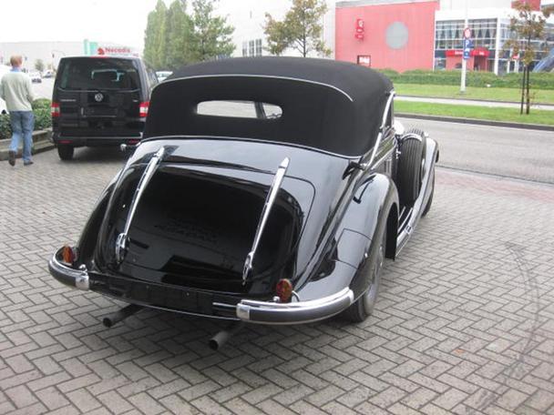 [Essai] Mercedes 540K Roadster 1937 - 1939  23164414