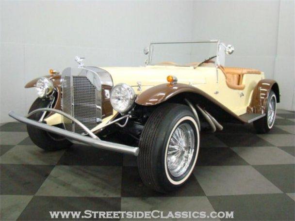 Mercedes SSK 1929. Interprétation très libre... 23169110