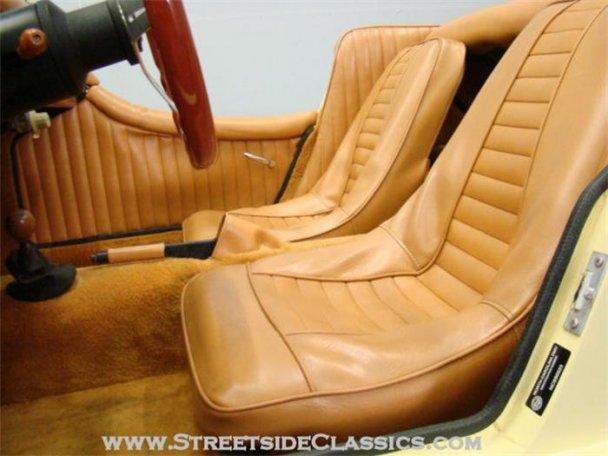Mercedes SSK 1929. Interprétation très libre... 23169112