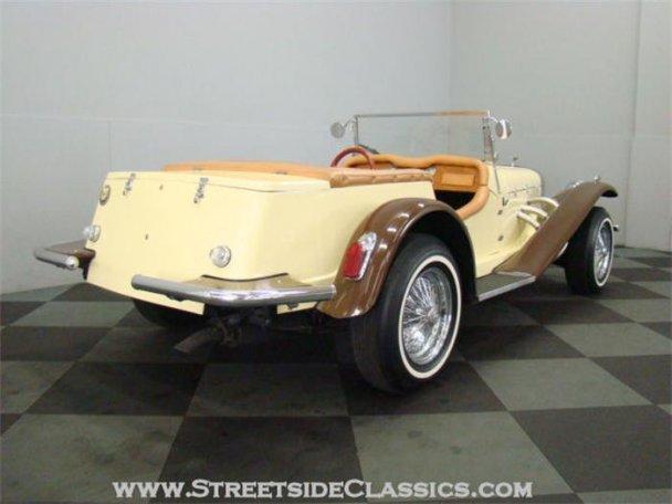 Mercedes SSK 1929. Interprétation très libre... 23169210