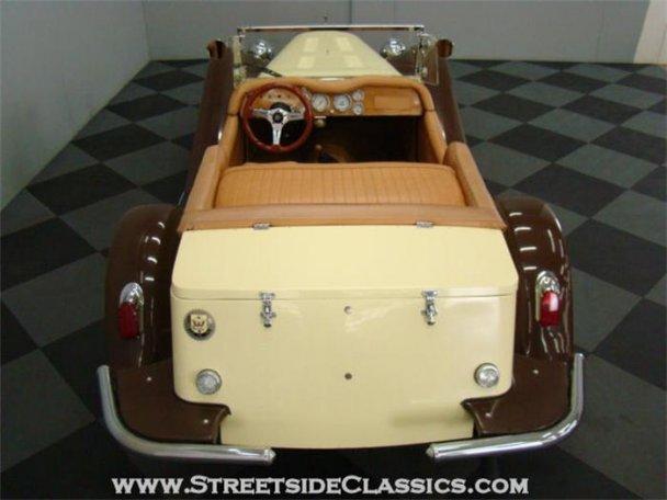 Mercedes SSK 1929. Interprétation très libre... 23169211