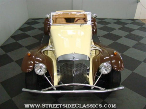 Mercedes SSK 1929. Interprétation très libre... 23169212