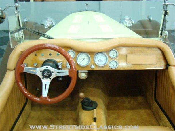 Mercedes SSK 1929. Interprétation très libre... 23169215