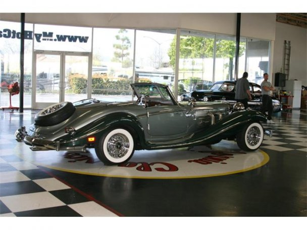 Mercedes SSK 1929. Interprétation très libre... 23495913