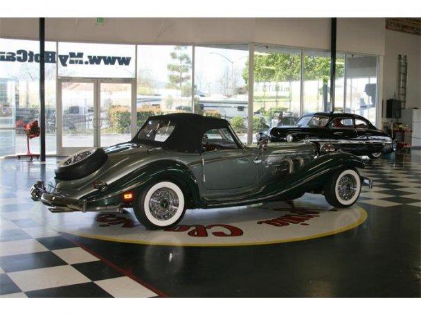 Mercedes SSK 1929. Interprétation très libre... 23496013