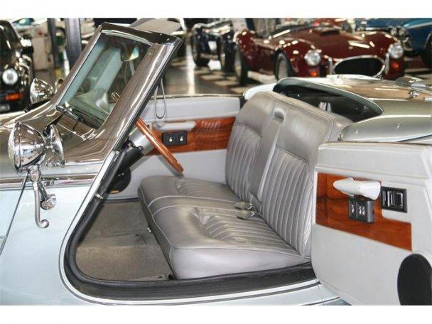 Mercedes SSK 1929. Interprétation très libre... 23496112