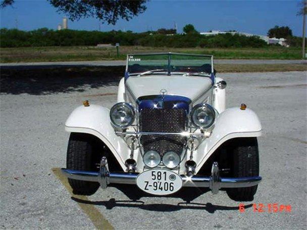 Mercedes SSK 1929. Interprétation très libre... 24263910