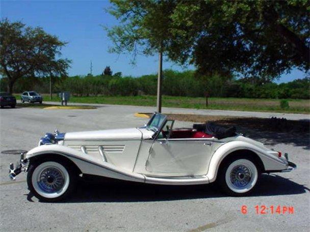 Mercedes SSK 1929. Interprétation très libre... 24263911