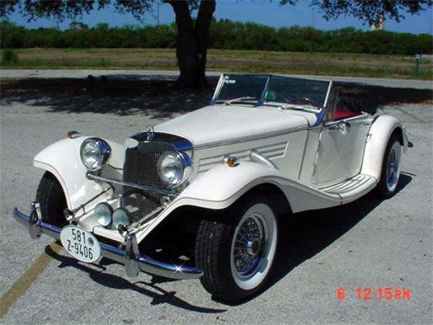 Mercedes SSK 1929. Interprétation très libre... 24263912