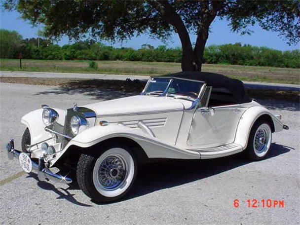 Mercedes SSK 1929. Interprétation très libre... 24264010