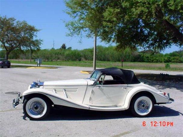 Mercedes SSK 1929. Interprétation très libre... 24264011