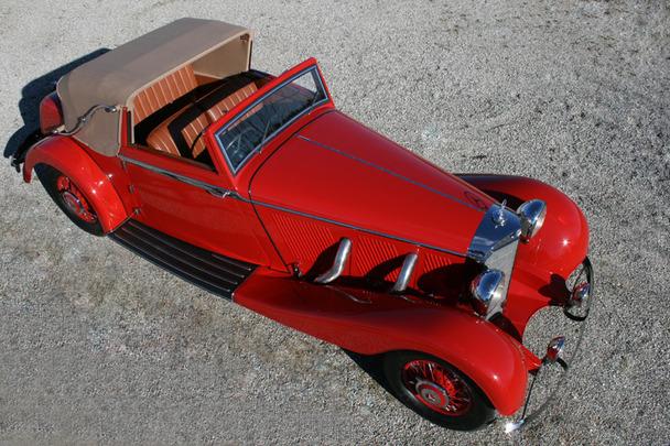 [Essai] Mercedes 540K Roadster 1937 - 1939  24444510