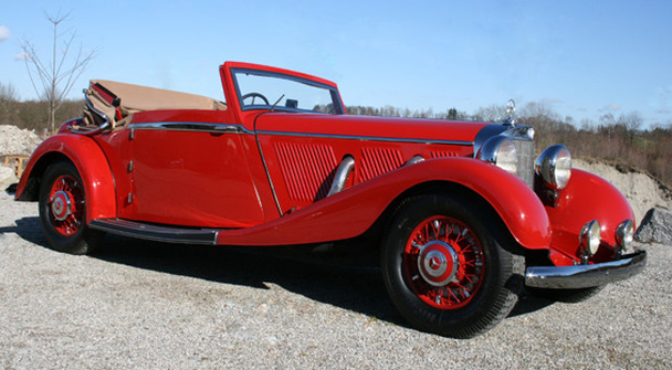 [Essai] Mercedes 540K Roadster 1937 - 1939  24444511