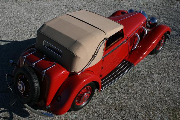 [Essai] Mercedes 540K Roadster 1937 - 1939  24444513
