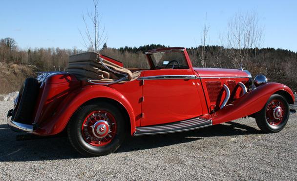 [Essai] Mercedes 540K Roadster 1937 - 1939  24444514