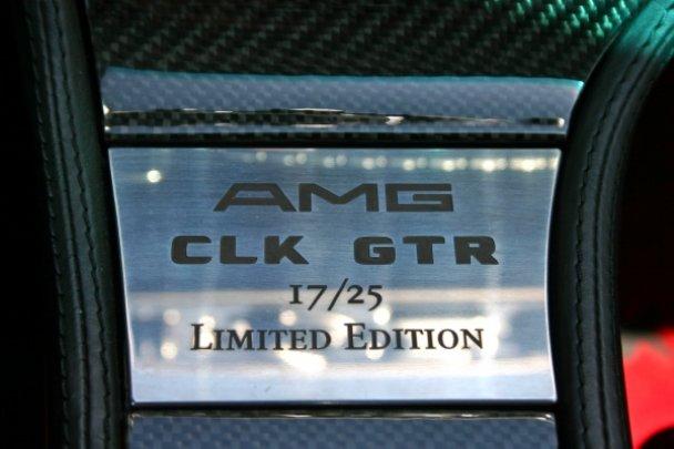 La Mercedes Benz CLK GTR 1998 24902010