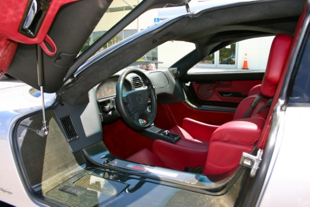La Mercedes Benz CLK GTR 1998 24902011