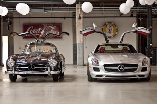 [Photos] Galerie : La Mercedes SLS 29840d10