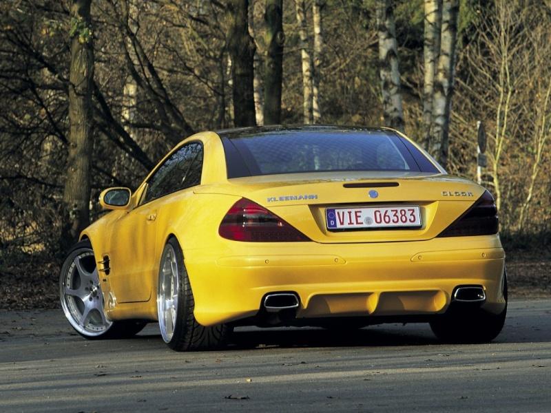 [Photos] Galerie : La Mercedes SL R230 2e89bc10