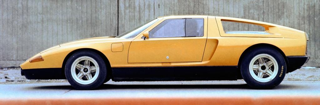 [Historique] Mercedes C 111 (1969-1979) 300sl711