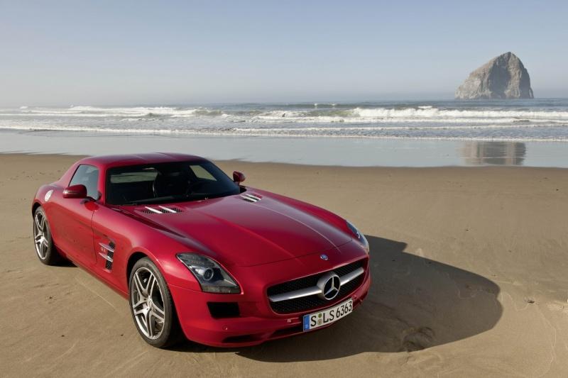 [Photos] Galerie : La Mercedes SLS 347f2110