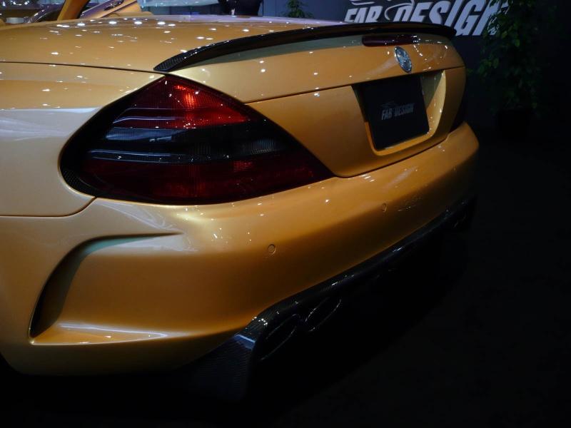 [Photos] Galerie : La Mercedes SL R230 39b22010