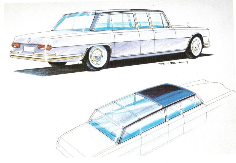 [Designer] Paul Bracq chez Mercedes-Benz  40860411